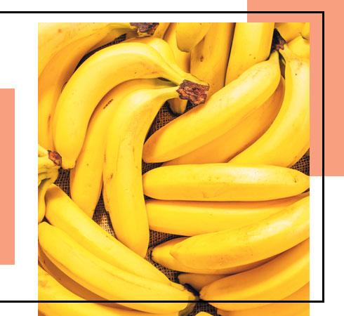 cracked heels remedy – Banana