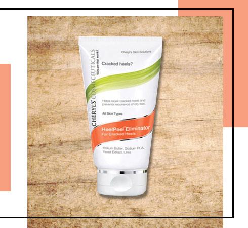 Foot Care Cream – Cheryl's Cosmeceuticals HeelPeel Cracked Heel Eliminator