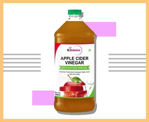 home remedies for menopause-  Apple Cider Vinegar