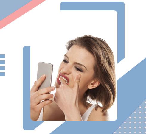 mouthwash benefits- removes plaque