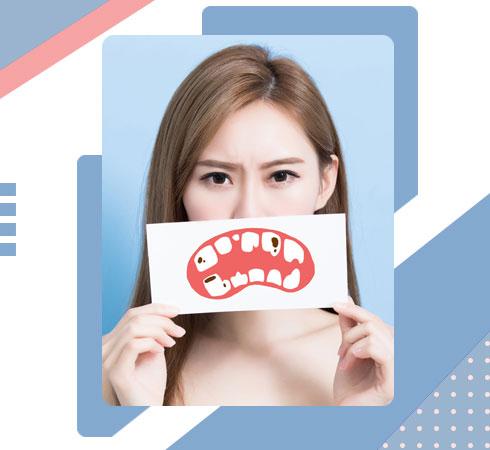 mouthwash benefits – stops cavities