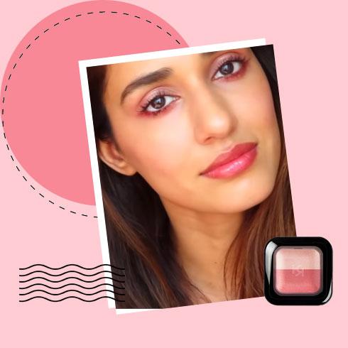 Conscious Beauty – Girl-Next-Door Pink Monotone Look