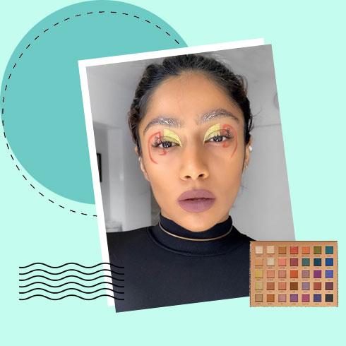 Eye Makeup Trend – Bold Eye Look
