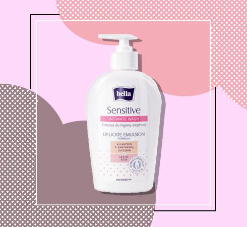 Feminine Hygiene Products–Bella Intimate Wash Sensitive
