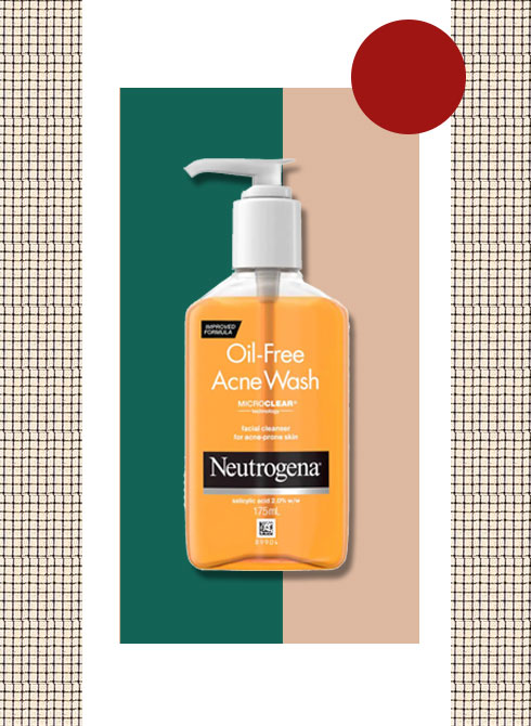 Tips to maintain skin – Neutrogena Oil Free Acne Face Wash