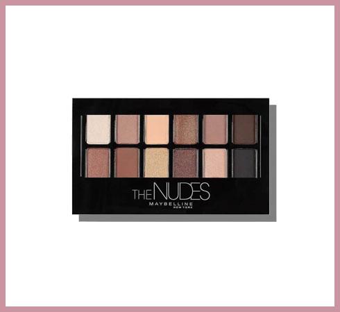 Neutral Eyeshadow – Maybelline New York