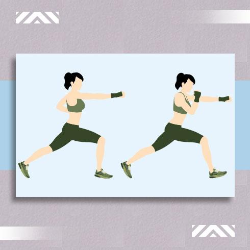 Kickboxing workouts