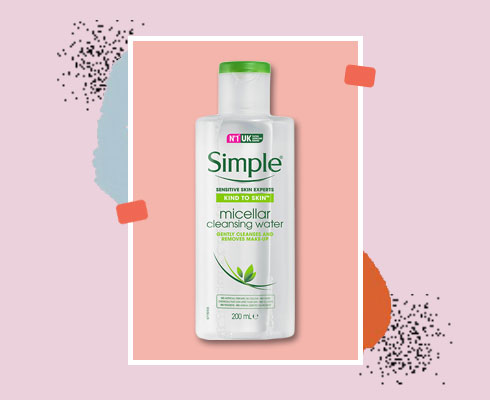 Best Makeup Products- Cleansing Water