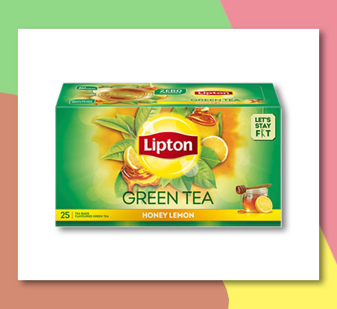 Lipton green tea