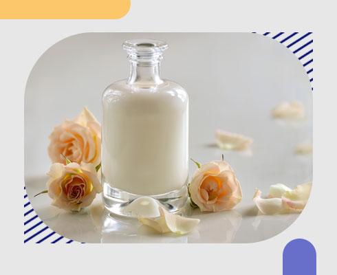 Nivea Deo Milk benefits – Nourished underarms
