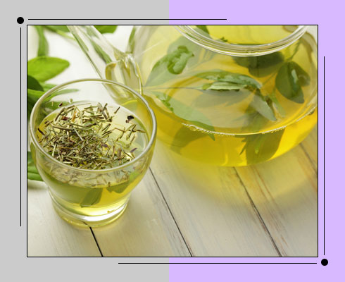 easy ways to lose weight with green tea