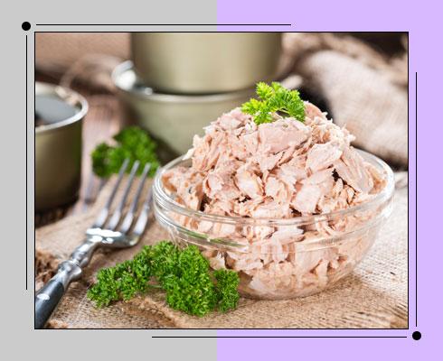 stomach fat burning foods- tuna