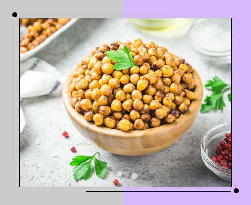 best foods to reduce belly fat- chickpeas