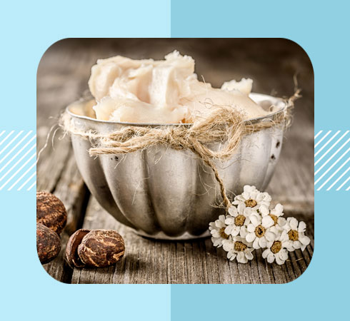 remedies for cracked feet – shea butter