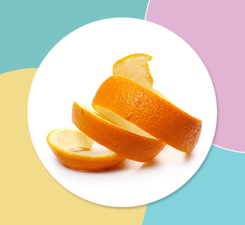 treat skin pigmentation on face with orange peels