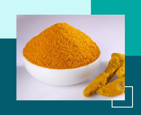 treat open pores on face with turmeric