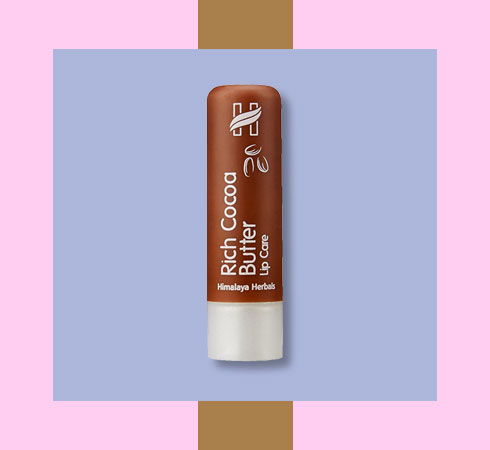 Best lip balm for dry lips – Himalaya Herbals Rich Cocoa Butter Lip care