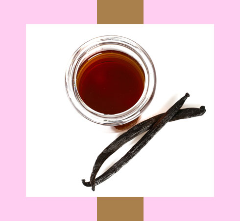 home remedies for dry lips – vanilla extract