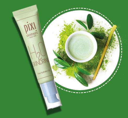 best organic skin care products – green tea