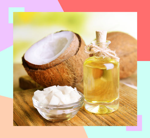 home remedies for smelly armpits – coconut oil