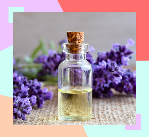 reduce underarm smell with lavender oil