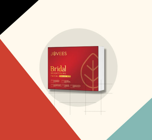 Bridal Facial Kit – Jovees Bridal Brightening Facial Kit