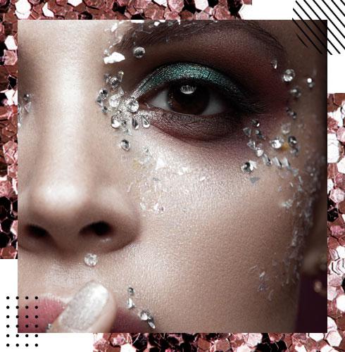 Durga Puja Makeup Ideas – Crystal Clear
