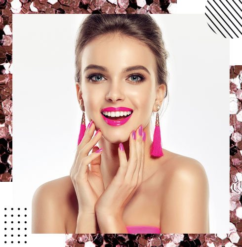 Durga Puja Makeup Ideas – Think Pink