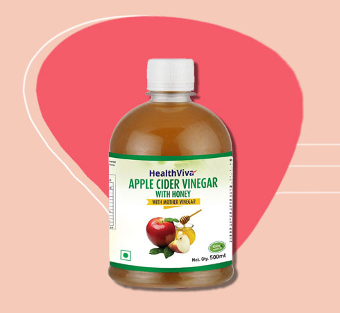 Apple Cider Vinegar For Face – HealthViva Apple Cider Vinegar With Honey