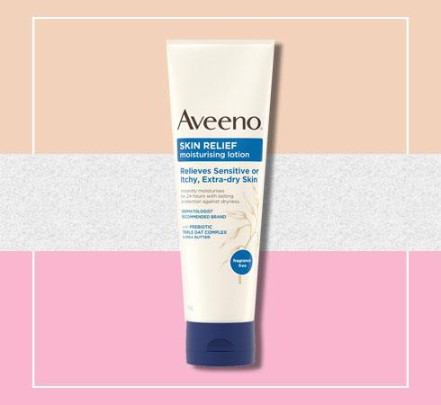 body lotion for sensitive skin