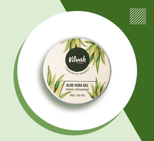 Aloe vera for pigmentation