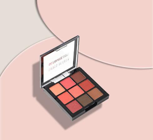 Best Eyeshadow Palettes: Swiss Beauty Ultimate Shadow Palette