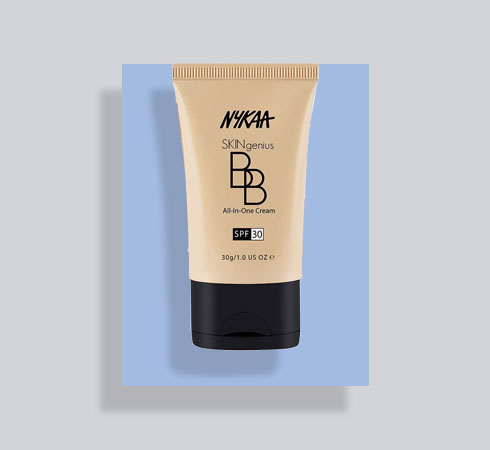 Best Budget Beauty Products – Nykaa SKINgenius BB Cream