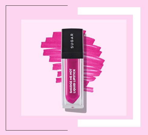 Fuchsia Pink Lipstick
