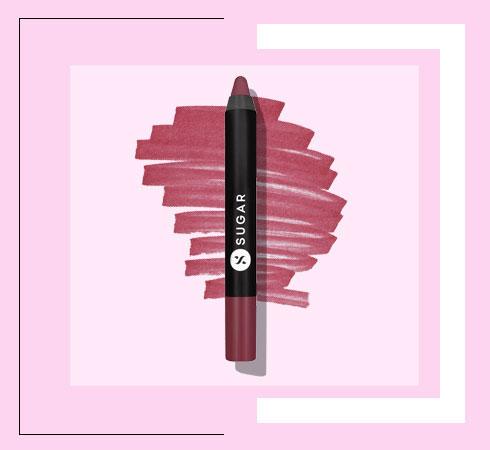 Mauve Pink Lipstick