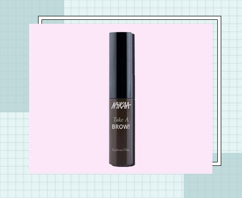 For perfect eyebrow shape- Eyebrow filler