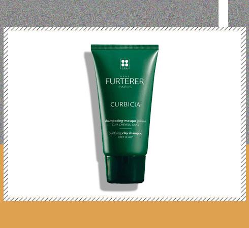 Best Shampoos for Oily Scalp – Rene Furterer Curbicia Purifying Clay Shampoo