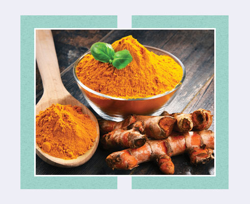 Home Remedies For Glass Skin – Turmeric