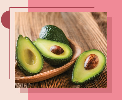 Fruits For Glowing Skin – Avocado
