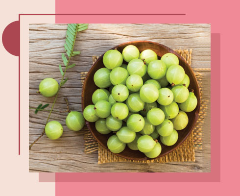 Fruits For Glowing Skin – Gooseberry