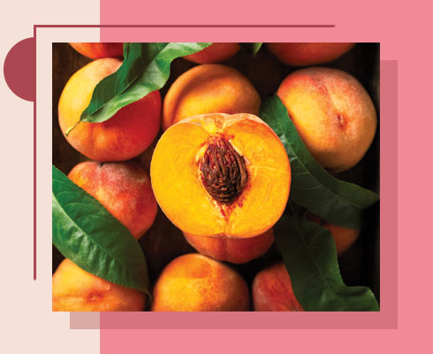 Fruits For Glowing Skin – Peach