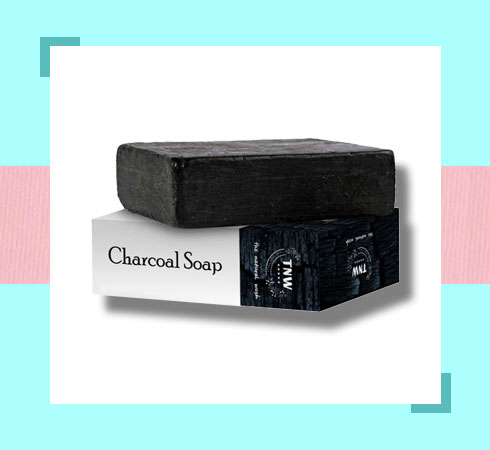 Best Soaps For Acne – TNW The Natural Wash Handmade Activated Charcoal Soap