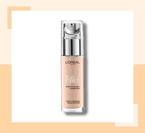 L'Oréal foundation for dry skin