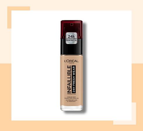 best full coverage foundation for dry skin