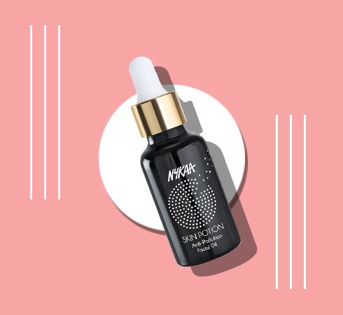 best face serum for oily skin from Nykaa