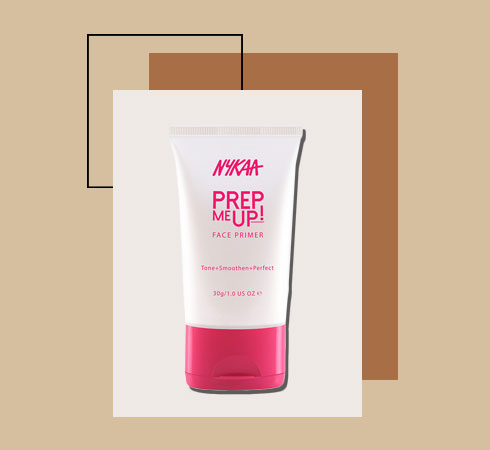 best face primer for oily skin from Nykaa