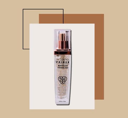 best primer for oily skin from PAC