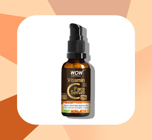best vitamin c serum for face - WOW