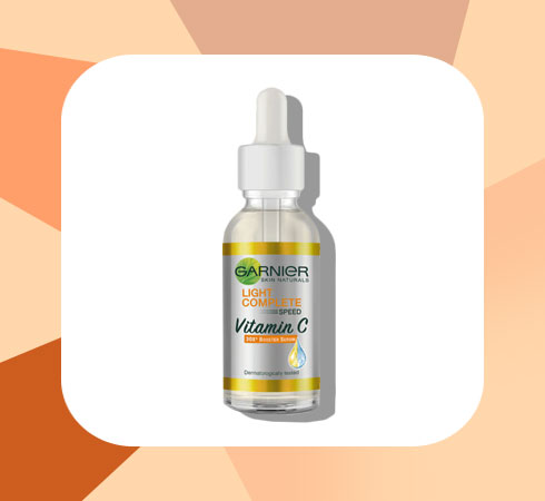 best vitamin c serum - Garnier