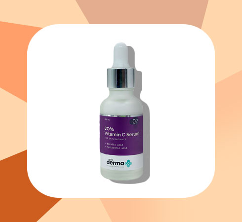 best vitamin c serum for face from Derma
